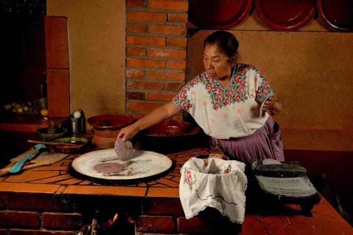 La cocina tradicional mexicana es parte de los Patrimonios de la Humanidad de México Foto Archivo