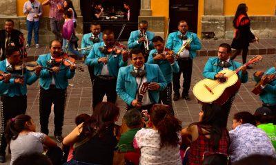 La historia del mariachi Foto Rebeca Guerrero