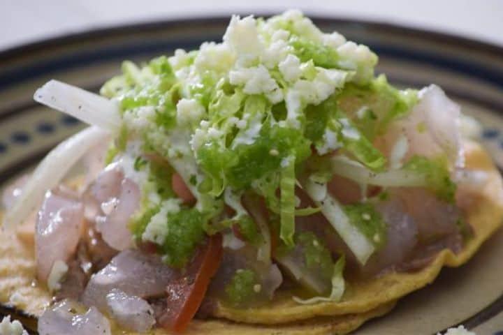 La infaltable de Pata es una de las más populares de México Foto: Cocina Vital