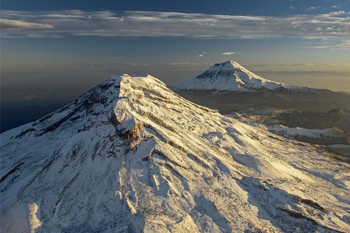 La leyenda de los volcanes Foto National Geographic