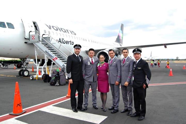 La nueva página web de Volaris busca dar una mejor experiencia de viaje Foto Archivo