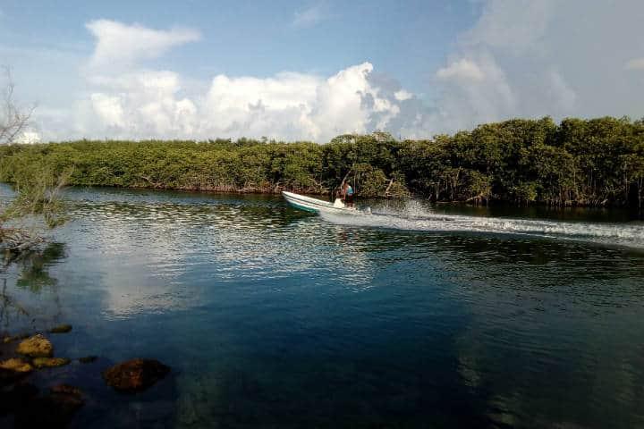 Laguna Nichupté – Fotos Luis Juárez J