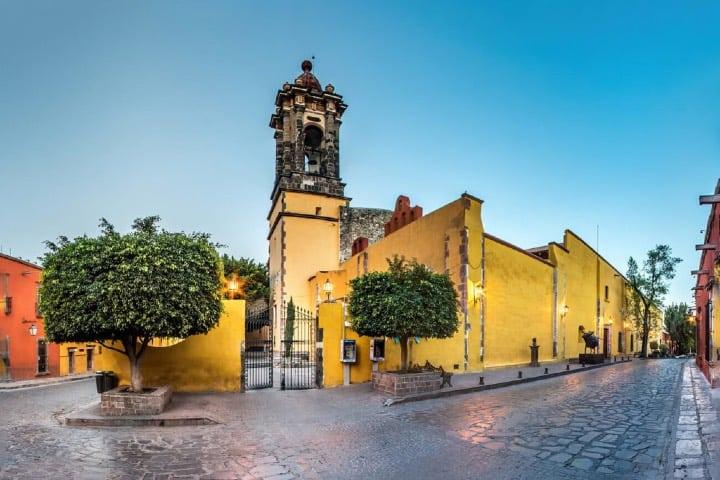 """¿No sabes qué hacer en San Miguel de Allende? Visita """"Las Monjas"""" Foto: Sinaloa 360"""