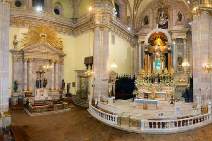 Las cosas que hacer en San Juan de los Lagos son una experiencia mayormente religiosa Foto Visitsanjuan