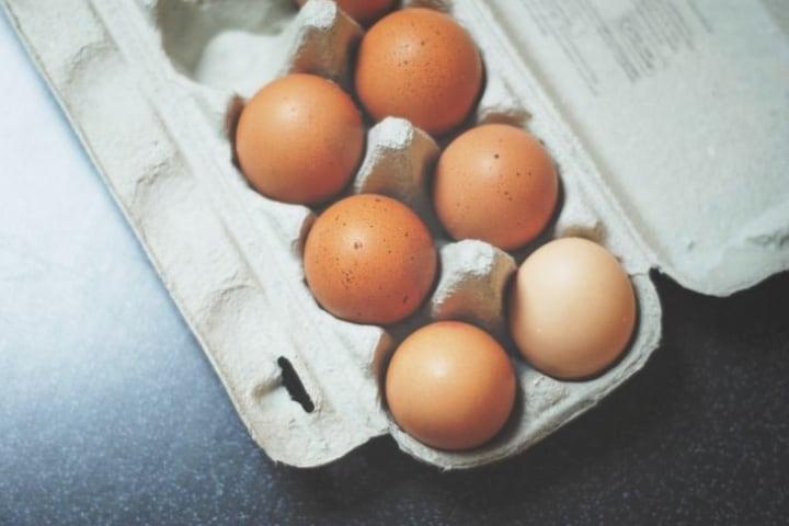 Los huevos son un ingrediente para esta receta casera Foto National Geographic