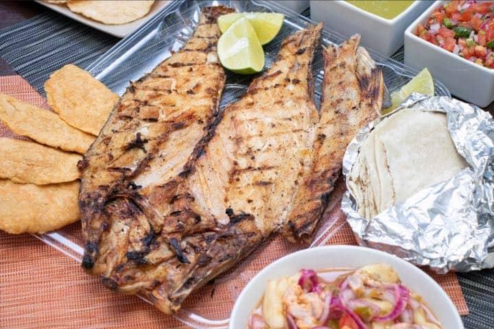 Los mejores lugares para comer en Nayarit Fito Restaurante el Navegante