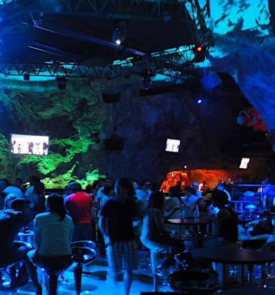 Mina Club, vida nocturna de Zacatecas Foto Zona Turística