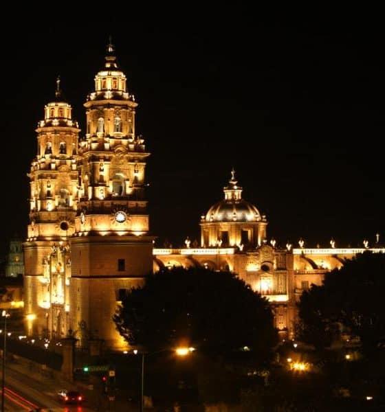Morelia, sede de uno de los Patrimonios de la Humanidad en Michoacán Foto: Archivo