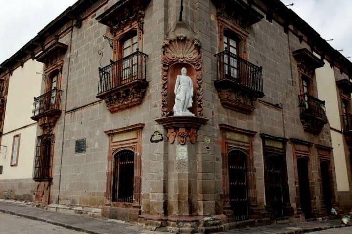 Museo Casa Allende Foto: El Sol del Bajío