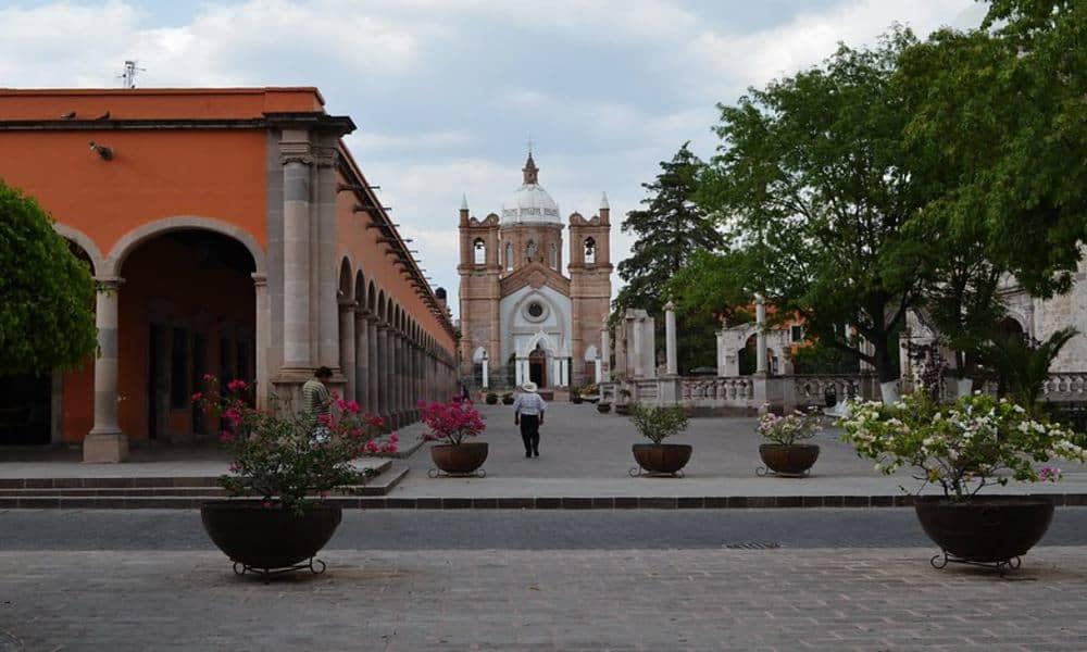 Nochistlán, Pueblo Mágico de Zacatecas Foto: José Miguel Escobar