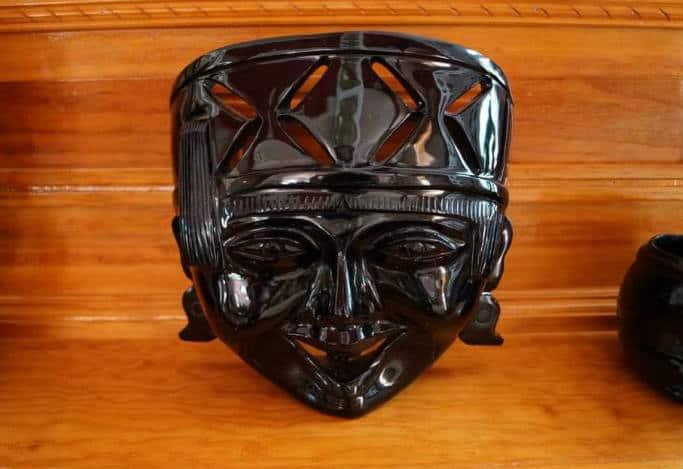 Obsidiana - Foto Mascaras de Sonrisa