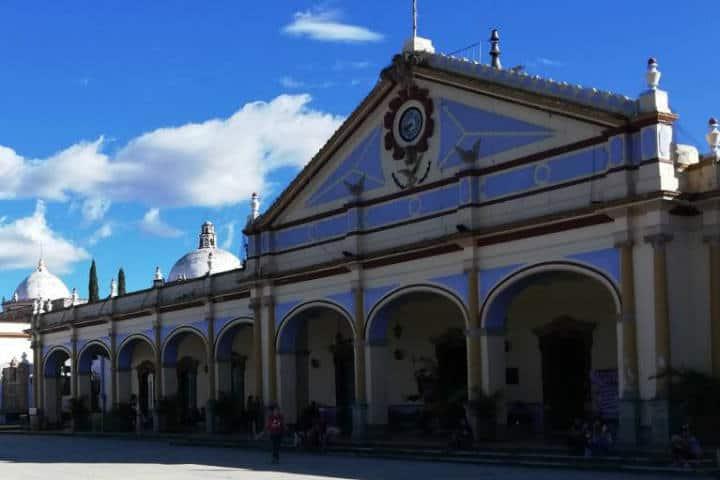 Palacio Municipal de Ocotlán - Foto Luis Juárez J, Frida Kahlo esta viva