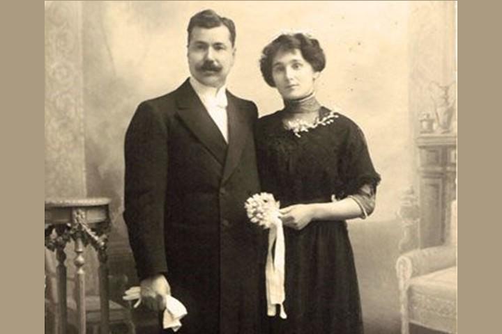 Pareja. Foto Archivo.