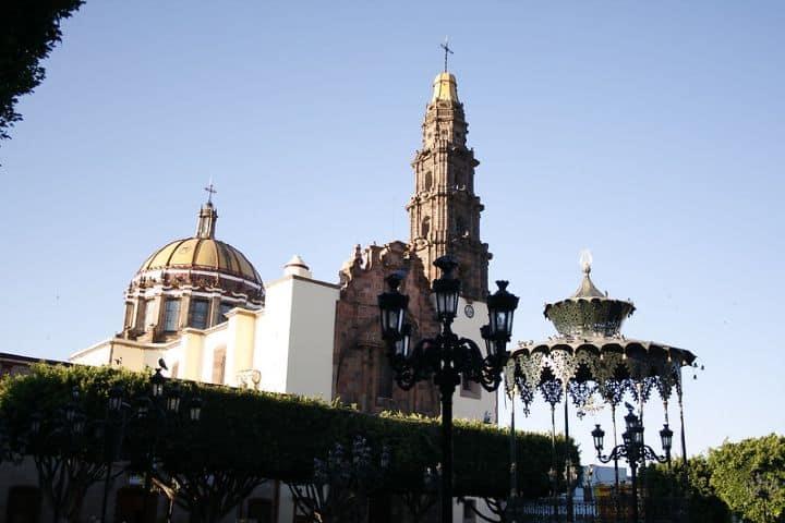 Parroquia San Miguel Arcángel en Atotonilco el Alto Foto: camachisimo
