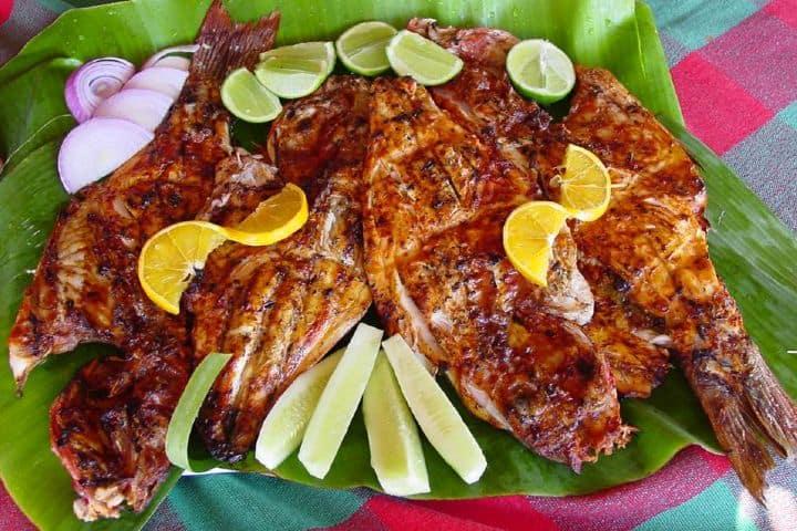 Pescado Zarandeado Foto: Recetas Mexicanas