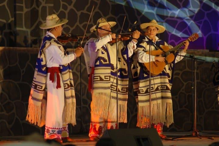 Pirekua; parte de los Patrimonios de la Humanidad en Michoacán Foto Archivo