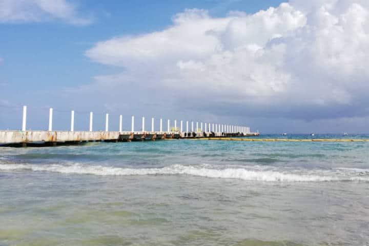 Playa del Carmen – Foto Luis Juárez J