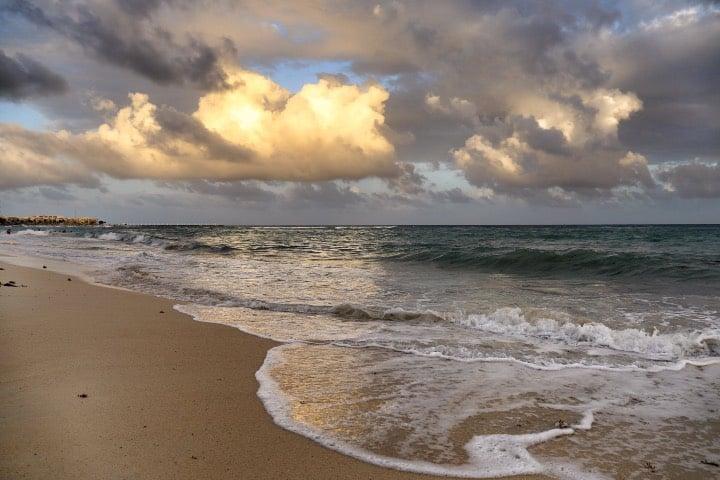 Playa del Carmen, atractivo del Caribe Mexicano Foto Justin Kenneth Rowley