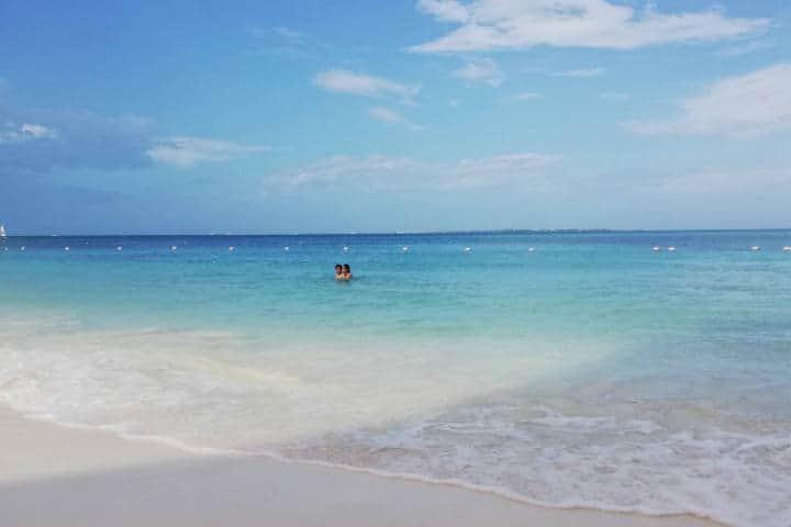 Playas de Cancún - Foto Luis Juárez J
