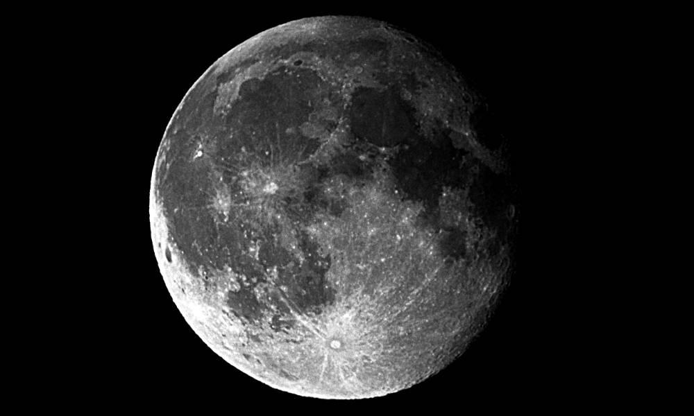 Leyenda: El conejo en la luna Foto: Oleg Zaytsev