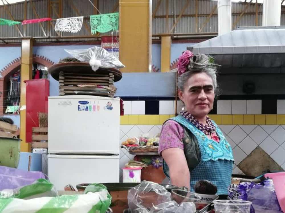 Portada Frida Kahlo está viva – Foto Luis Juárez J