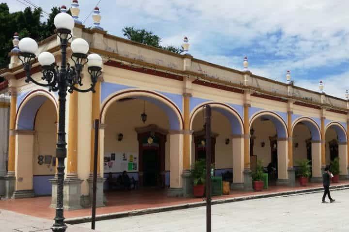 Portales de Ocotlán – Foto Luis Juárez J
