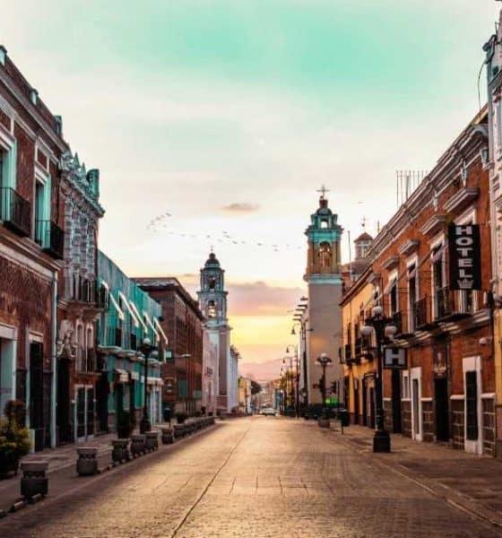 Puebla Ciudad Patrimonio Foto City Express