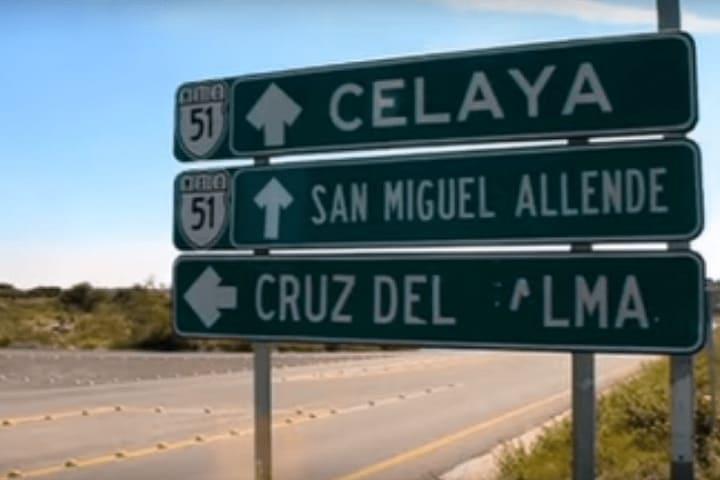 Puedes ir en carretera para llegar a San Miguel de Allende Foto elPipila.mx