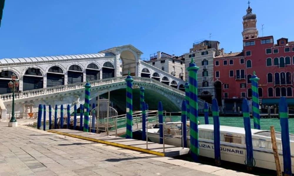 Puente de Rialto Foto: Marco Contessa