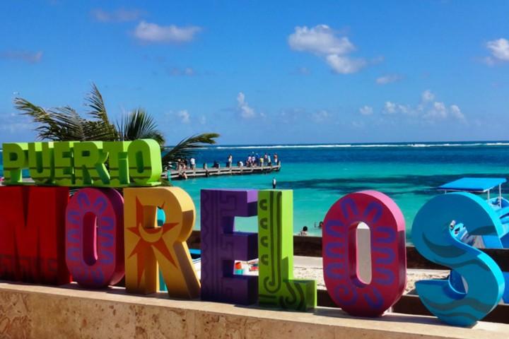 Puerto Morelos. Foto Dott Scott.