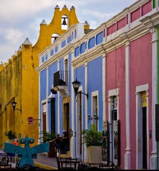 Qué hacer en Campeche Foto Guillén Pérez