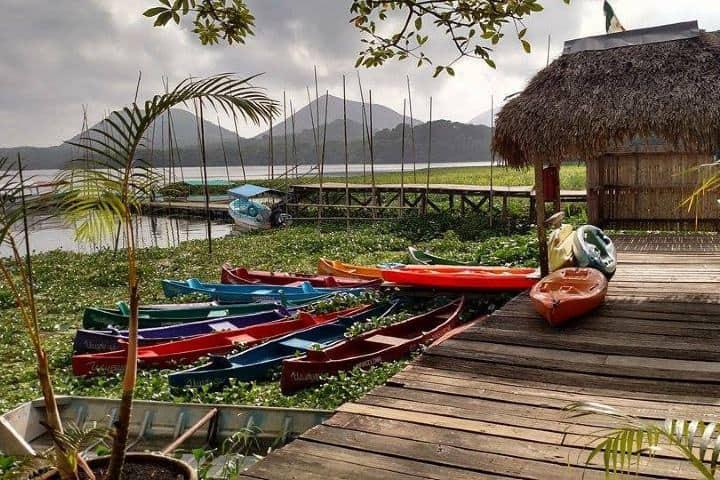 Conoce la Reserva Nanciyaga en la Laguna de Catemaco Foto: Veracruz Turismo