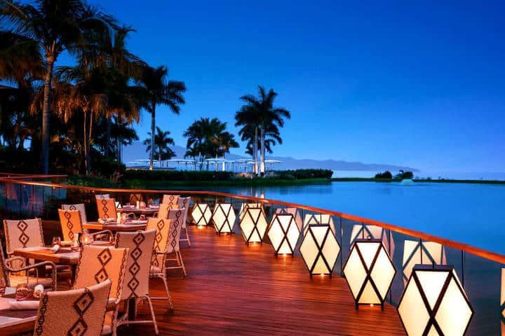 Restaurante Foto: Hotel Grand Luxxe