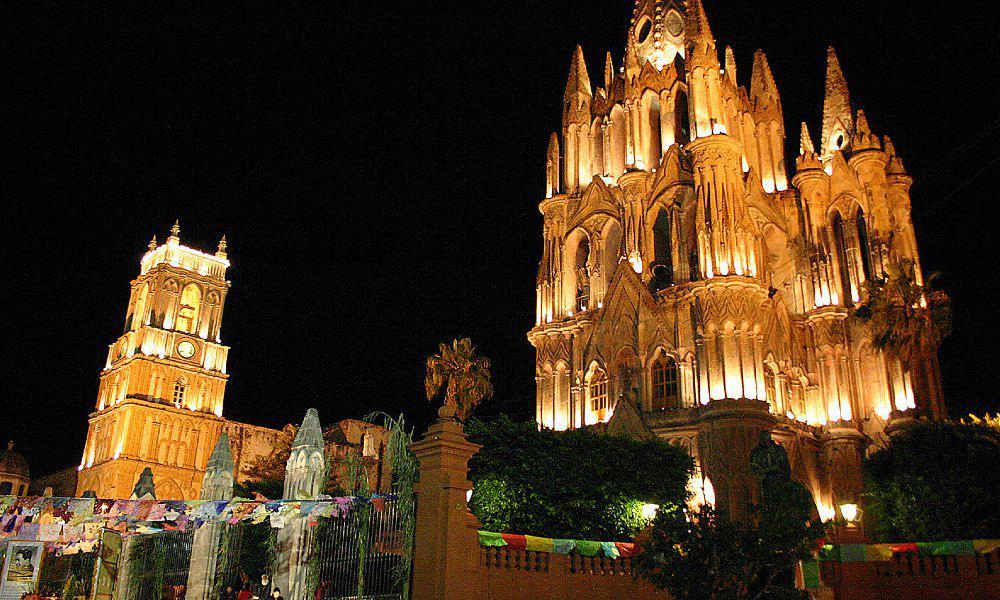 San Miguel de Allende Ciudad Patrimonio Foto Gudonjin AIZA