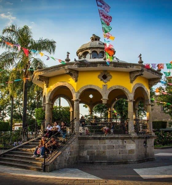 San Pedro Tlaquepaque, Pueblo Mágico de Jalisco Foto Luis Romo Herrera
