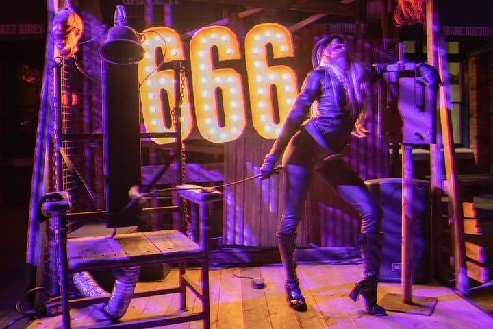 Shows de Halloween Foto: Halloween Horror Nights Universal Orlando