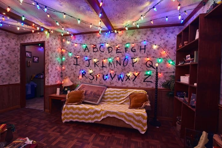 Casa tematizada de Stranger Things Foto: Halloween Horror Nights Universal Orlando