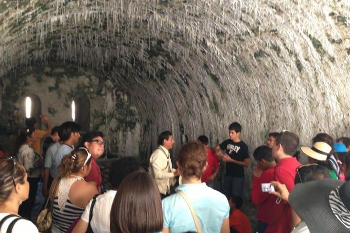Supuesta celda de La Mulata de Córdoba Foto: Yo Amo Veracruz