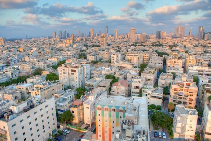 La expresión de Arte Urbano de Tel Aviv ha tomado un fuerte posicionamiento Foto: Amigos de Israel