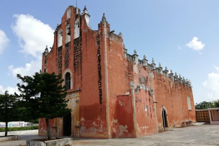 Hacienda Temozón. Foto:Luis Juárez J.