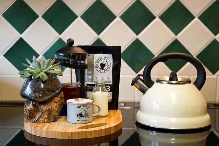 Tips para aprovechar el tiempo en casa. Foto Por head coffe