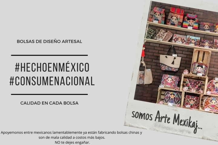 Trabajo de Paulina Linares- Fundadora de Arte Mexicaj.