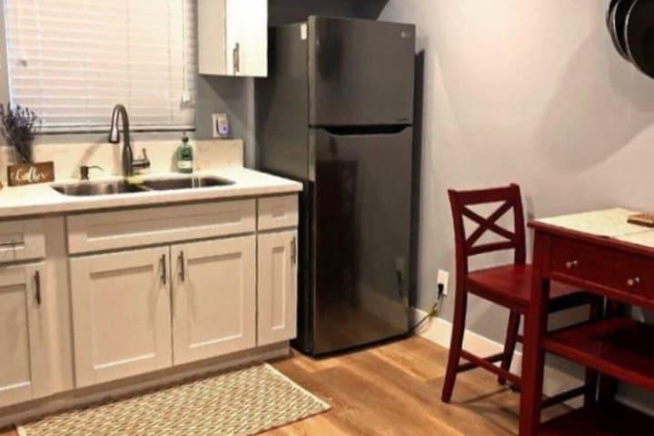 Una de las vende reservar con Airbnb es que te puedes seguir sintiendo en casa Foto Archivo