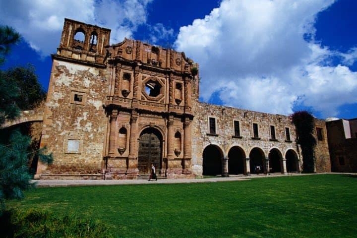 Visita el Museo Rafael Coronel, es una de las cosas que hacer en Zacatecas Foto Archivo