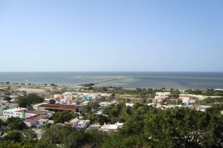 Vista del Cerro Bellavista Foto: IMI Campeche