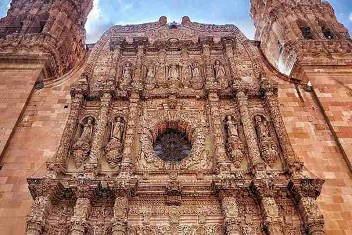 Zacatecas. Catedral. Foto: Archivo