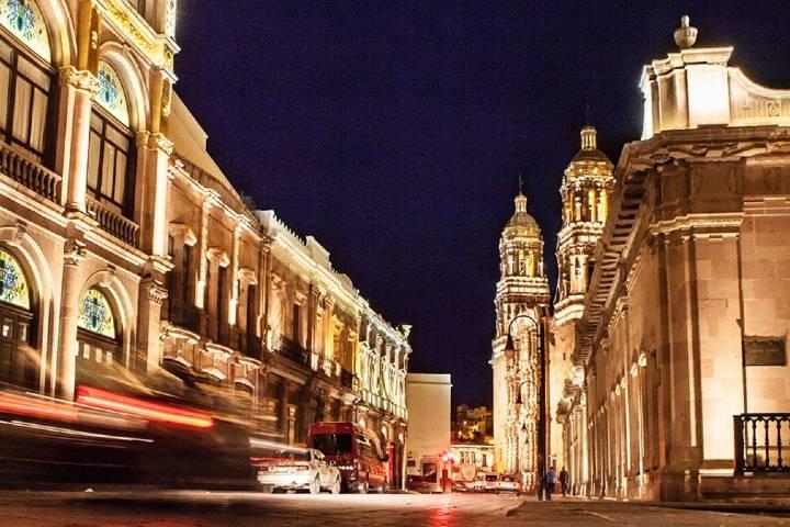 Zacatecas Foto: El economista Archivo