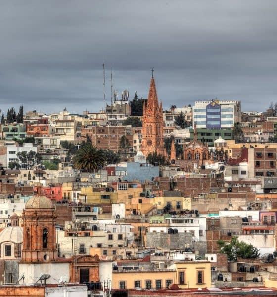 Zacatecas Ciudad Patrimonio Foto Timothy Neesam