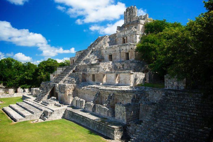 Zona Arqueológica de Edzná Foto UVC PVR