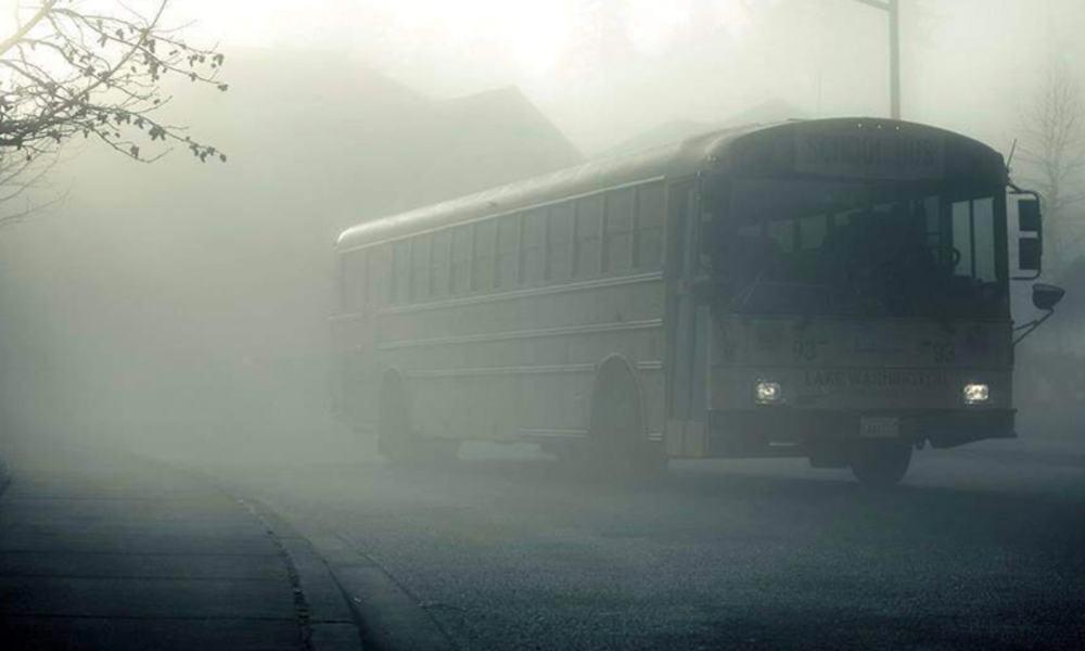 Leyenda del autobús fantasma Foto: Archivo